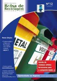Boletim fiep 12.p65 - Sistema Integrado de Bolsa de Resíduos