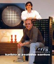 Destaque Para Turíbio E Zezinho Santos - Informazione