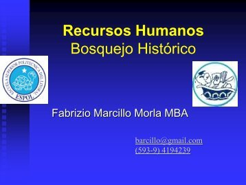 Bosquejo Historico.pdf - DSpace en ESPOL
