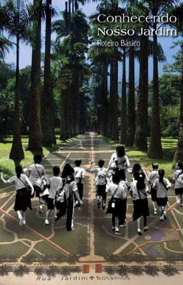 Leia diretamente na internet - Jardim Botânico do Rio de Janeiro