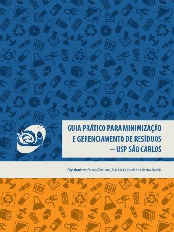 Guia prático para minimização e gerenciamento de ... - IFSC - USP