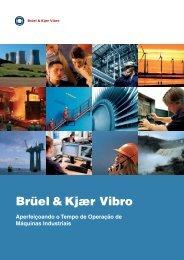 Nossas soluções - Brüel & Kjaer Vibro