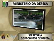 Seminário Internacional - Palestra Gen Div Mattioli. - Ministério da ...