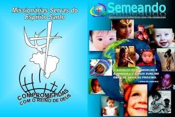 Semeando - Missionárias Servas do Espírito Santo