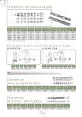 Linha Agricola - Rexnord Correntes Ltda. - Page 6
