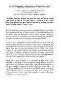 O Nascimento, Alimento e Nome de Jesus - Projeto Spurgeon - Page 2