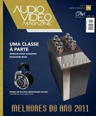 UMA CLASSE À PARTE - AudioPax
