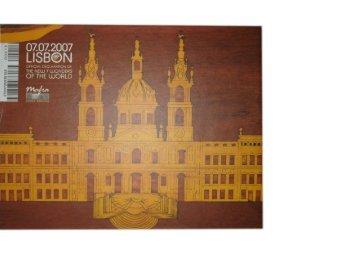Livro - O País das Maravilhas - contra capa - Móveis d'Arte Canhoto