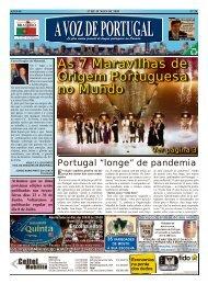 as 7 Maravilhas de origem portuguesa no Mundo - A Voz de Portugal