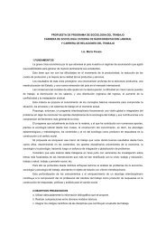 Acumulación y organización del proceso de trabajo - Panaia
