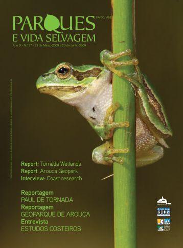 Reportagem - Parque Biológico de Gaia