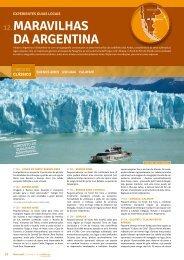 MARAVILHAS DA ARGENTINA - Nortravel