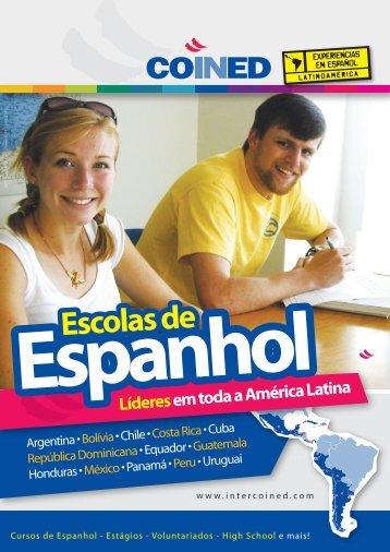 Escolas de - intercâmbios e cursos no exterior (++55 11) 5531-3611