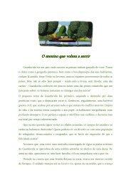 Ler / Descarregar versão pdf - Portal da Criança