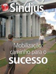 Sindjus Revista 52 - Sindjus-DF