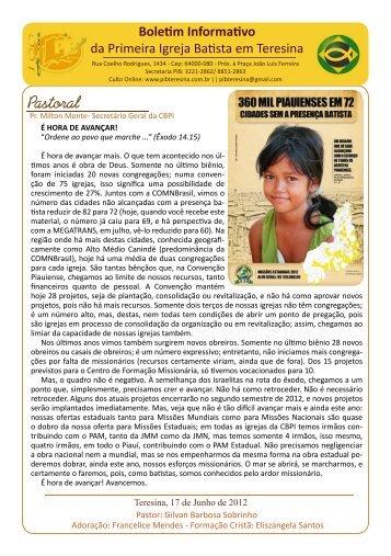 Boletim-Informativo - pib teresina