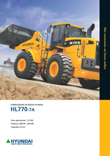 HL770-7A - chb rental