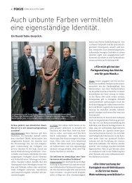 Interview CRB-Bulletin (PDF) - Haus der Farbe