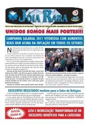 CAMPANHA SALARIAL 2011 VITORIOSA COM ... - Sintrajoias