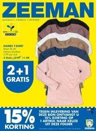 2+1 gratis - Zeeman