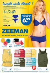 lot De 2 - Zeeman