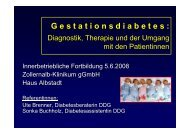 GDM - Zollernalb Klinikum gGmbH