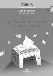 O livro que falava com o vento e outros contos - Junior