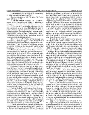 Tião Viana - Senado Federal