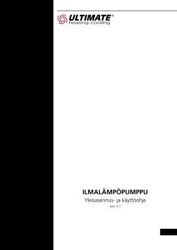 ILMALÄMPÖPUMPPU - ultimatemarket.com