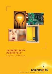 INVERTER SERIE POWERSTOCC® - Ubisol