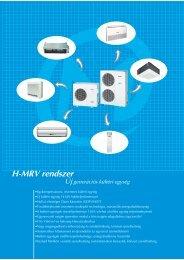 H-MRV rendszer