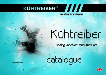 catalogue - KÜHTREIBER sro