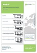 Inverter - Lumentron Electronic Kft. - Page 2