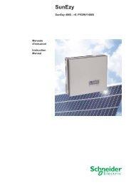 SunEzy - Schneider Electric