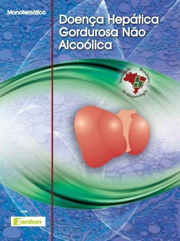 Doença hepática gordurosa não Alcoólica - Sociedade Brasileira de ...