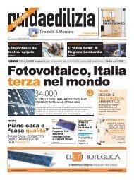 Edizione Maggio/Giugno 2009 - Guida Energia