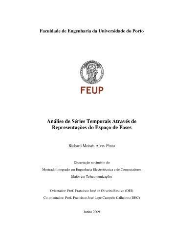 Dissertação. - Faculdade de Engenharia da Universidade do Porto