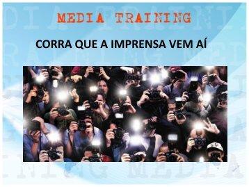 Media Training - Unicamp