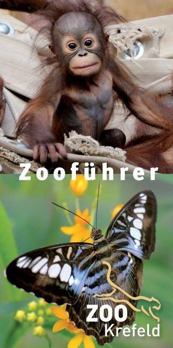 PDF-Version des Zooführers - Krefelder Zoo