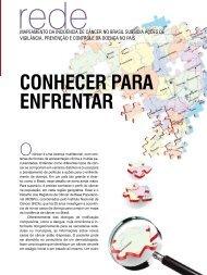 CONHeCer PArA eNFreNTAr - Instituto Nacional de Câncer
