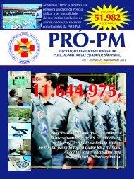 Em 11 anos, mais de 51.000 policiais militares já investiram mais de ...