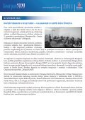 newsletter novembar 2011 - Beograd 2020 - Page 2