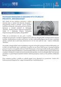 newsletter novembar 2011 - Beograd 2020 - Page 4