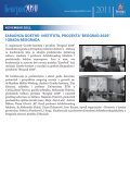 newsletter novembar 2011 - Beograd 2020 - Page 6