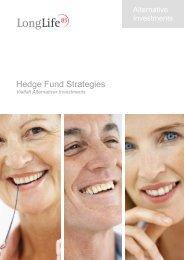 Hedge Fund Strategies - Würth Vorsorge