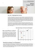Hedge Fund Strategies - Würth Vorsorge - Page 3