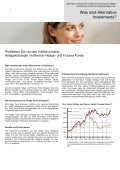 Hedge Fund Strategies - Würth Vorsorge - Page 4