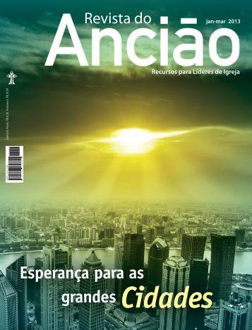 Revista do Ancião - Casa Publicadora Brasileira