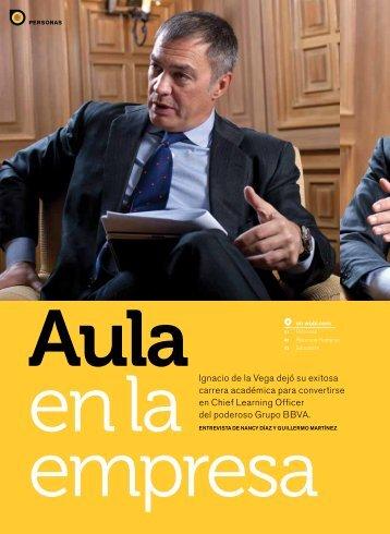 Ignacio de la Vega dejó su exitosa carrera académica ... - WOBI.com