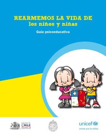Rearmemos la vida de los niños y niñas: Guía ... - Educarchile